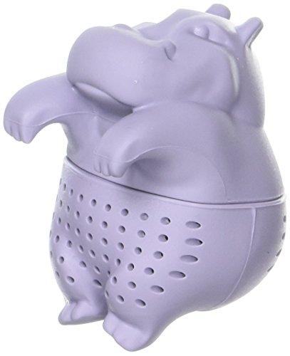 GAMAGO Hippo Tea Infuser, Grey by GAMAGO
