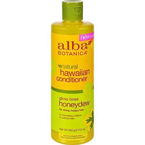 Alba Botanica Cond Nourishing Honeydew 12 Fz