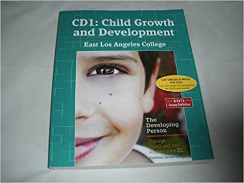 Cd1 child growth and development east los angeles college custom cd1 child growth and development east los angeles college custom edition the developing person through childhood and adolescence 10th edition custom fandeluxe Gallery