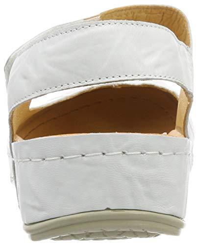 sandale Dr Weiß 710 Signore 3 Weiß Brinkmann Brinkmann Damen 3 Sandalo 895 Dr 710895 Bianco Bianco qtwAtTf