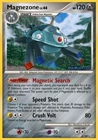 Pokemon - Magnezone (5) - Stormfront - Holofoil