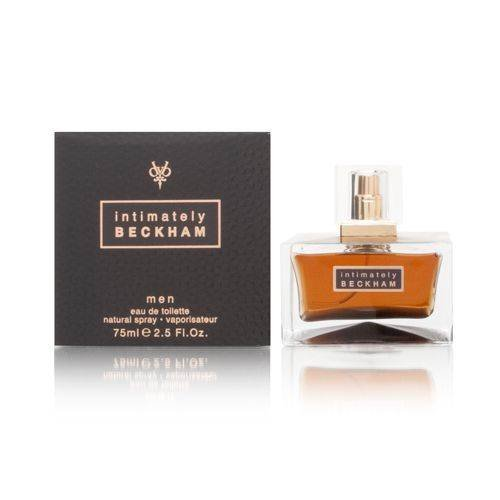 (Beckham Intimately Beckham For Men, Eau De Toilette Spray, 2.5-Ounce Bottle)