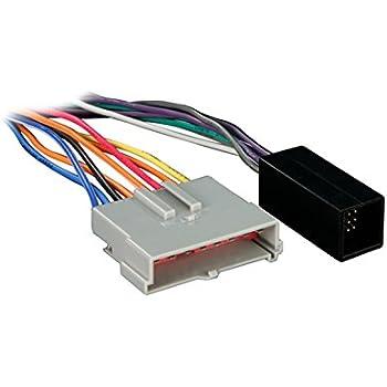 amazon com metra 70 5514 radio wiring harness amp bypass systemmetra 70 5511 radio wiring harness fd amp integration system