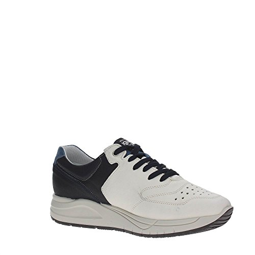 Hombre Zapatos planos blu azul, (blu) 7714000