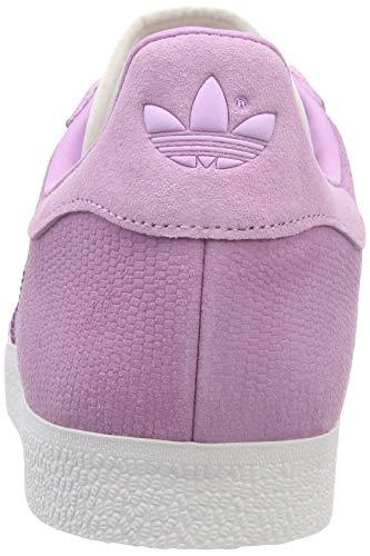 lilcla De 0 Adidas Violet lilcla ftwbla Chaussures Femme W Gymnastique Gazelle f8CnxtqwOC