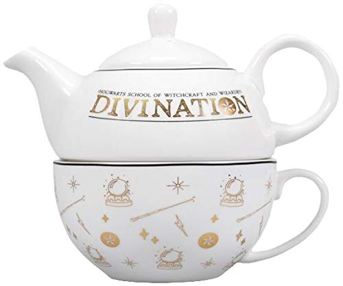 Harry Potter Tea for One - Beautiful Stylish Teapot and Mug