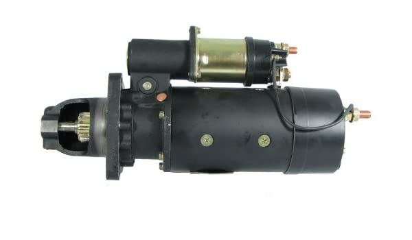 Amazon.com: NEW STARTER MOTOR FITS FREIGHTLINER COLUMBIA DD 60 SERIES 1990398 1990400 1990420: Automotive
