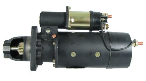 STARTER MOTOR FITS INTERNATIONAL 8100-8600 CUMMINS ISM L-10 M11 N14 NTC-855 SA-756A