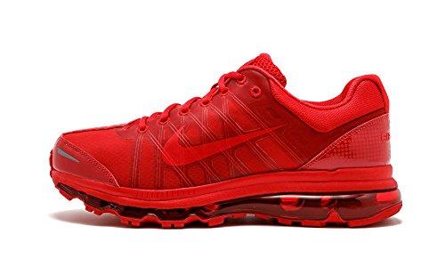 Nike Air Max + 2009 Sport Rosso / Sport Rosso Caldo