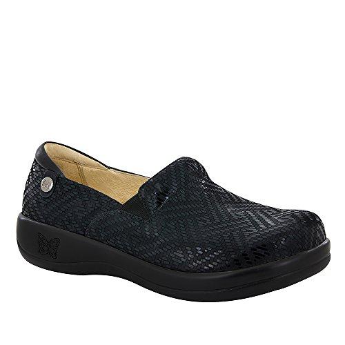 Alegria Women's Professional Keli Black Shoe aFazr