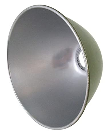 Us military olive drab painted aluminum lamp shade 7 diameter us military olive drab painted aluminum lamp shade 7quot diameter aloadofball Choice Image