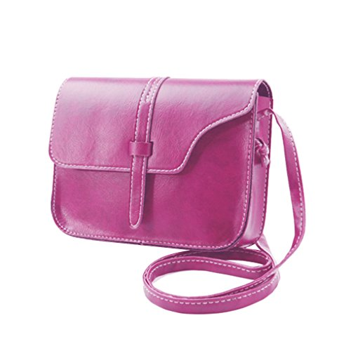 Grande capacité Mini Messenger Sac à bandoulière carré poches Sling Vintage Sac à main épaule téléphone femme bourse Republe Rose