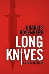 Long Knives (The Robert Tarza Series Book 2)