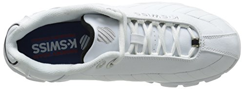 Men's CMF Black Silver Shoe White Swiss Training ST329 K ZRwaqfAxvc