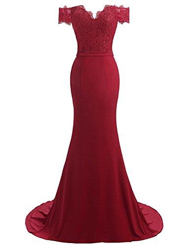 Applique Gown - 9