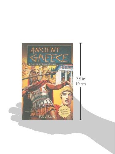 Ancient Greece: An Interactive History Adventure (You Choose: Historical Eras)