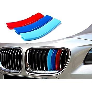 ADATECH - 3X Clips para Parrilla DE BMW Parrilla 11 RADIOS ...