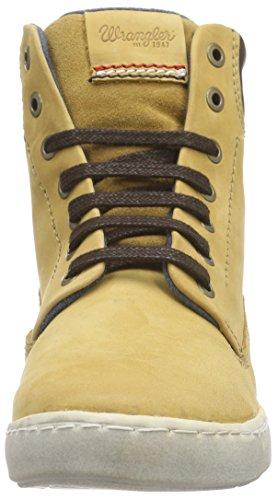 Wrangler Billy Damen Desert Boots Braun (24 Tan Yellow)