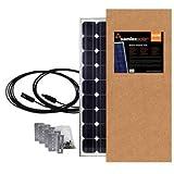 Samlex Solar SSP-100-KIT 100 Watt Solar Panel Kit