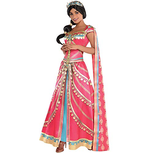 Party City Royal Jasmine Halloween Costume for
