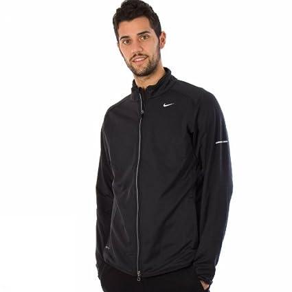 dcd4d56965cfa Amazon.com : Nike ELEMENT THERMAL FULL-ZIP (MENS) - XXL : Running ...