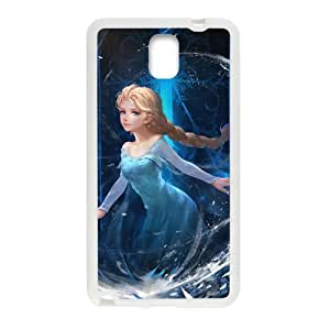 QQQO Frozen Princess Elsa Cell Phone Case for Samsung Galaxy Note3