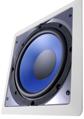 osd audio iws8 passive 8 inch in wall 150 watt subwoofer. Black Bedroom Furniture Sets. Home Design Ideas