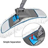 Industrial Class Microfiber Dust Mop with