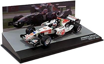 OPO 10 - Altaya 1:43 - Formula 1 - Honda RA106 Italy GP 2006 Rubens BARRICHELLO