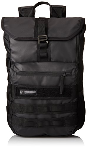 2007 Backpack Bag - Timbuk2 306-3-2007 Spire Laptop Backpack, Black, One Size