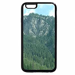 iPhone 6S / iPhone 6 Case (Black) The Rockies mountains in BC - Canada 81