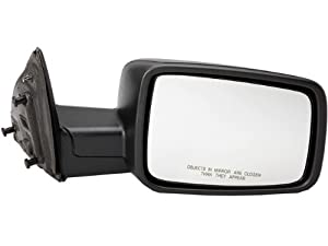 OE Replacement Dodge Passenger Side Mirror Outside Rear View (Partslink Number CH1321308)