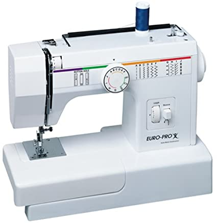 Amazon SharkNinja EuroPro Denim Sewlution 40 Stitch Sewing Cool Euro Pro Denim And Silk Sewing Machine