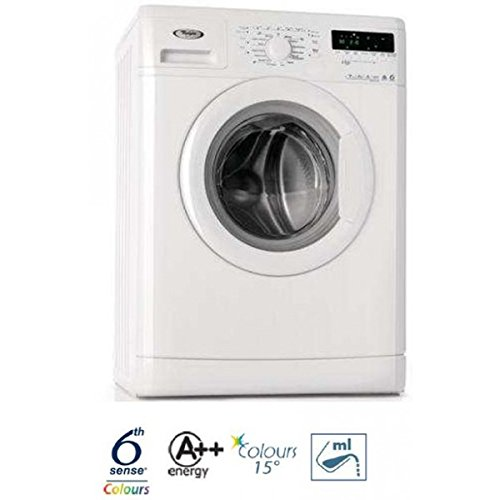 Whirlpool AWOC 7282 Independiente Carga frontal 7kg 1200RPM A++ ...