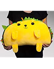 Save on Basic Fun Exploding Kittens Tacocat Jumbo Super Soft Plush. Discount applied in price displayed.