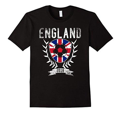 English Football Cup 2018 T-Shirt - England Soccer Jersey