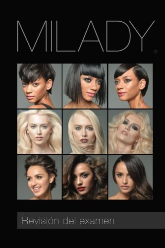 Spanish Translated Exam Review for Milady Standard Cosmetology