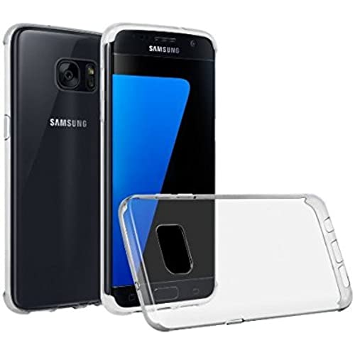 Samsung Galaxy S7 EDGE | PCD Design - ULTRA THIN CLEAR CASE - 0.3 MM (TRANSPARENT) Sales