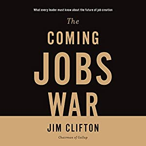 The Coming Jobs War Audiobook