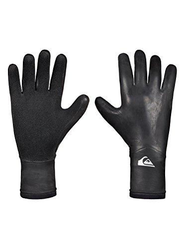 (Quiksilver 4mm Highline Series Neogoo Men's Watersports Gloves - Black/Large)
