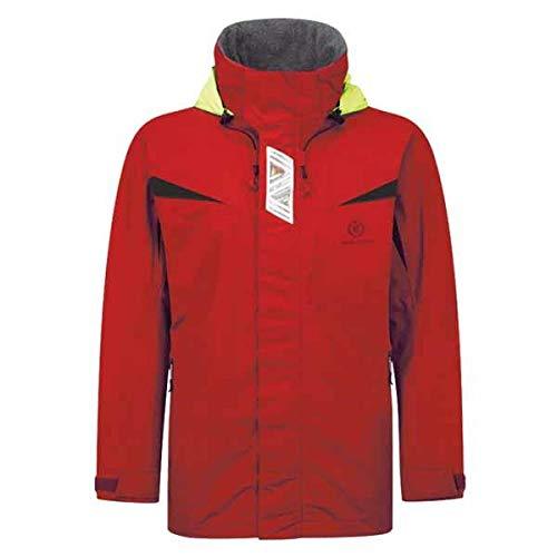 d239d40f2858b Henri Lloyd 2017 Wave Inshore Coastal Jacket New Red Y00353 Sizes- -  ExtraLarge