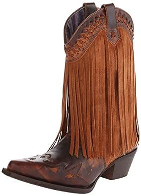 Amazon.com | Dingo Women's Heart Throb Western Boot | Mid-Calf