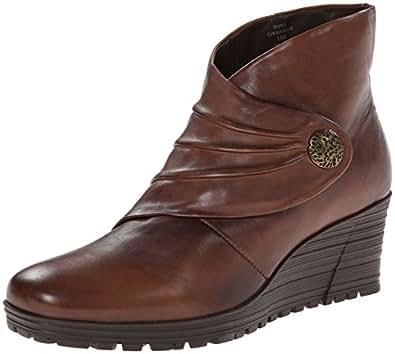 Earth Women's Dune Pull-On Boot,Cinnamon,10 B US