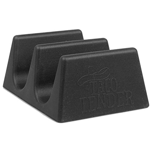 Taco Tender Black Silicone Holder product image