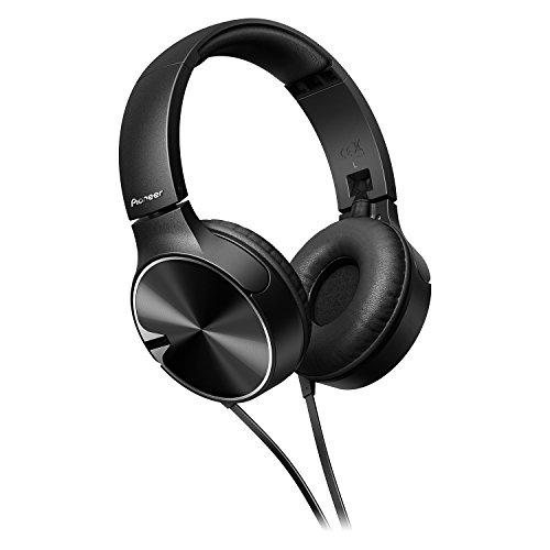 Pioneer Headphone SE-MJ722TK with microphone (black) - Pioneer Outdoor Equipment