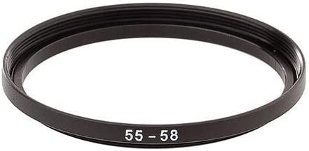 Bower 55-58mm Step-Up Adapter Ring