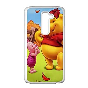 LG G2 Phone Case The Many Adventures of Winnie the Pooh Personalized Cover Cell Phone Cases GHW493964