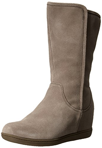 Skechers Plus 3-polea de arranque de invierno Dark Taupe