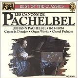 Best of the Classics: Les Canons De Pachelbel