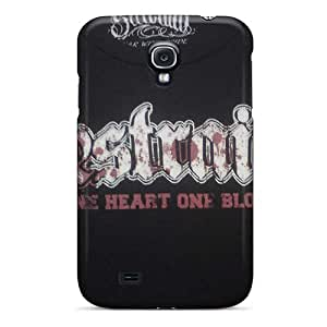 Excellent Hard Cell-phone Cases For Samsung Galaxy S4 With Customized Fashion Foo Fighters Pictures AnnaDubois